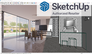 SketchUp - Mr services